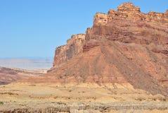έρημος moab Στοκ Φωτογραφίες