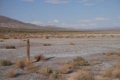 Έρημος Mohave Στοκ φωτογραφία με δικαίωμα ελεύθερης χρήσης