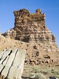 έρημος molly s Utah κάστρων Στοκ Φωτογραφία