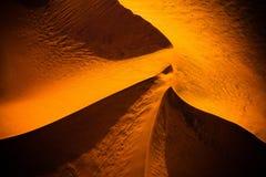 Έρημος Namib - ακτή σκελετών Στοκ Φωτογραφίες