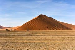 Έρημος Namib, Ναμίμπια Στοκ εικόνα με δικαίωμα ελεύθερης χρήσης