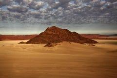 έρημος namib Ναμίμπια nuakluft Στοκ εικόνα με δικαίωμα ελεύθερης χρήσης