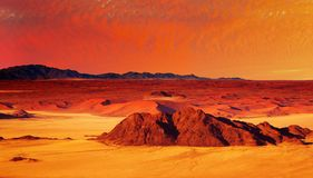 έρημος namib Στοκ εικόνες με δικαίωμα ελεύθερης χρήσης