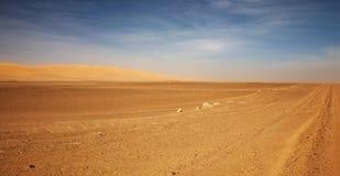 έρημος namib στοκ εικόνα