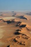 έρημος namib Στοκ Φωτογραφία