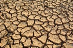 Έρημο έδαφος ή ξηρά περιοχή, καμία ελπίδα και απελπισία στοκ φωτογραφία
