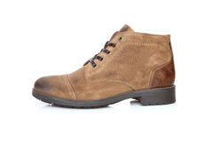 δέρμα παπουτσιών Στοκ Εικόνες