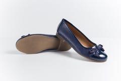δέρμα παπουτσιών Στοκ φωτογραφίες με δικαίωμα ελεύθερης χρήσης