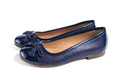 δέρμα παπουτσιών Στοκ φωτογραφία με δικαίωμα ελεύθερης χρήσης