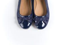 δέρμα παπουτσιών Στοκ εικόνα με δικαίωμα ελεύθερης χρήσης