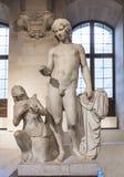 Έρωτας και ψυχή Συλλογή Borghese Το Λούβρο στοκ εικόνες με δικαίωμα ελεύθερης χρήσης
