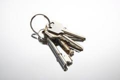 δέσμη του κλειδιού Στοκ Φωτογραφία