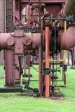 Έσσεν - Zollverein στοκ φωτογραφία