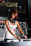λέσχη DJ Στοκ Φωτογραφίες