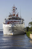 100 έτη της βραζιλιάνας ακαδημίας των επιστημών - πολεμικό πλοίο Στοκ φωτογραφία με δικαίωμα ελεύθερης χρήσης