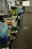 Έτοιμα ποτά στοκ εικόνες