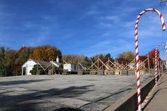 Έτοιμος για τα χριστουγεννιάτικα δέντρα; Στοκ φωτογραφία με δικαίωμα ελεύθερης χρήσης