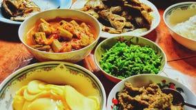 Έτοιμος για το γεύμα για το γεύμα Στοκ Φωτογραφία