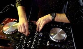 Έτοιμος για το DJ s Στοκ Φωτογραφία