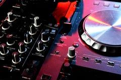 Έτοιμος για το DJ s Στοκ εικόνα με δικαίωμα ελεύθερης χρήσης
