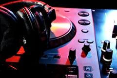 Έτοιμος για το DJ s Στοκ φωτογραφία με δικαίωμα ελεύθερης χρήσης