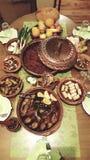 Έτοιμο γεύμα Στοκ Εικόνες