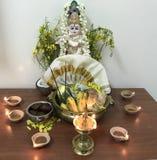 Έτοιμο Vishukkani Κεράλα στοκ φωτογραφίες με δικαίωμα ελεύθερης χρήσης