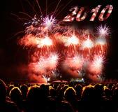 έτος του 2010 Στοκ Εικόνες