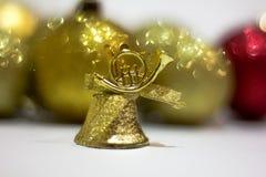 έτος Χριστουγέννων 2007 σφαιρών Στοκ εικόνες με δικαίωμα ελεύθερης χρήσης