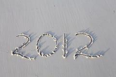 Έτος 2012 Στοκ εικόνες με δικαίωμα ελεύθερης χρήσης