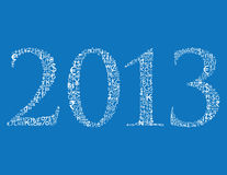 Έτος 2013 παγκόσμιου νομίσματος Απεικόνιση αποθεμάτων