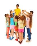 Έτσι δροσίστε για να είστε δημοφιλής στο σχολείο Στοκ Φωτογραφία