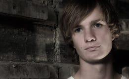 έφηβος αγοριών Στοκ φωτογραφίες με δικαίωμα ελεύθερης χρήσης