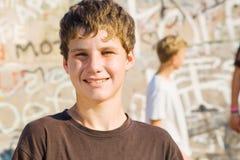 έφηβος αγοριών Στοκ Φωτογραφία