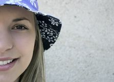 έφηβος κοριτσιών Στοκ Φωτογραφία