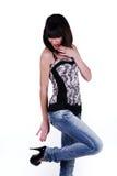 έφηβος μόδας Στοκ φωτογραφίες με δικαίωμα ελεύθερης χρήσης
