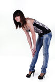 έφηβος μόδας Στοκ φωτογραφία με δικαίωμα ελεύθερης χρήσης