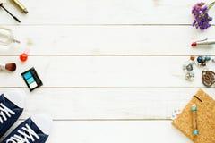 Έφηβος, νέο γυναίκα ή υπόβαθρο κοριτσιών Στοκ Φωτογραφίες