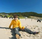 έφηβος πορτοκαλιών Στοκ εικόνα με δικαίωμα ελεύθερης χρήσης