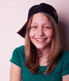 έφηβος πορτρέτου κοριτσιών Στοκ Φωτογραφία