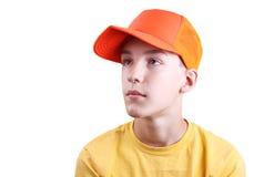 έφηβος πορτρέτου Στοκ φωτογραφία με δικαίωμα ελεύθερης χρήσης