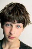έφηβος πορτρέτου Στοκ Εικόνα