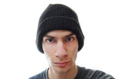 έφηβος προβληματικός Στοκ εικόνες με δικαίωμα ελεύθερης χρήσης