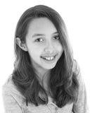 έφηβος προσώπου Στοκ εικόνες με δικαίωμα ελεύθερης χρήσης