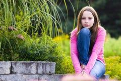 έφηβος Στοκ εικόνες με δικαίωμα ελεύθερης χρήσης