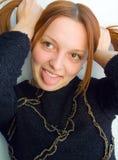έφηβος Στοκ Φωτογραφίες