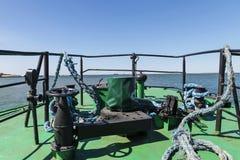 Έφθασαν στη θάλασσα Στοκ φωτογραφία με δικαίωμα ελεύθερης χρήσης