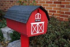 έχετε το ταχυδρομείο εσείς Στοκ Εικόνα