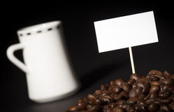 Έχουμε τον καφέ Στοκ Φωτογραφίες