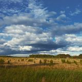 Έδαφος ουρανού Στοκ εικόνες με δικαίωμα ελεύθερης χρήσης